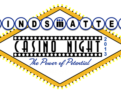 Sponsoring Minds Matter's 9th Annual Casino Night