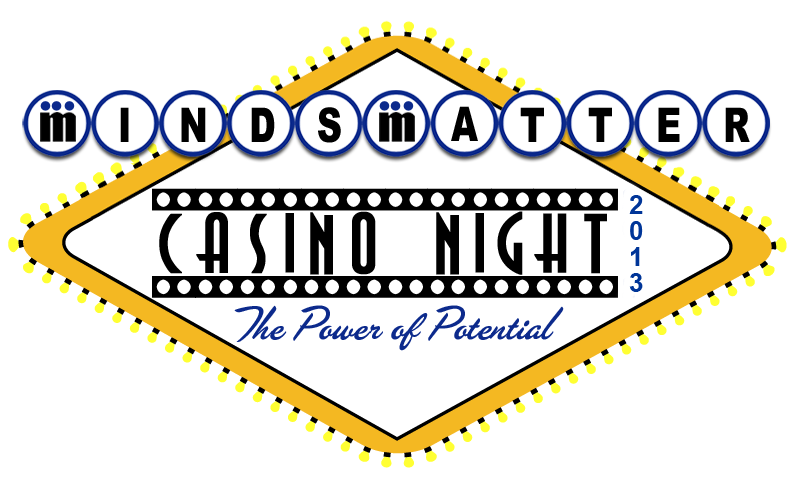 Sponsoring Minds Matter's 9th Annual Casino Night