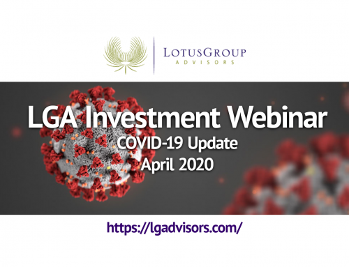 VIDEO WEBINAR – Important COVID-19 Investment Update!